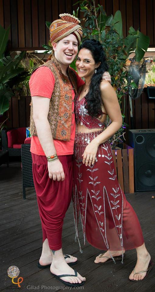 Carmel Couple