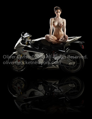 Christie Shoot - BMW-008 3