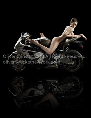 Christie Shoot - BMW-009