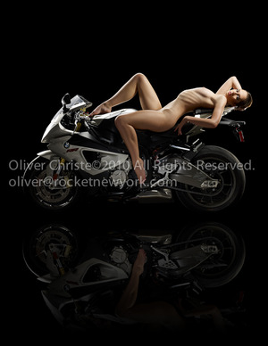 Christie Shoot - BMW-010