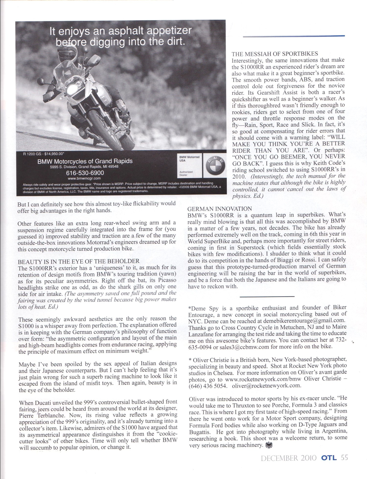 S1000RR Review p.2