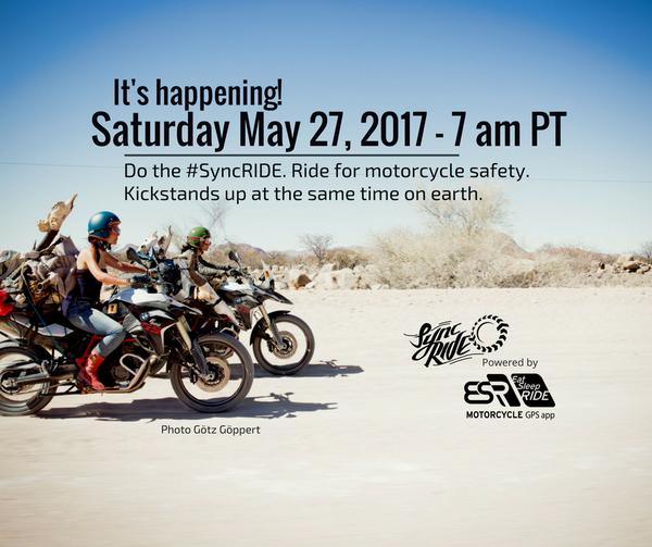 Sync Ride!