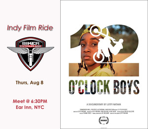 BEnt Indy Film Ride -12 Oclock Boys