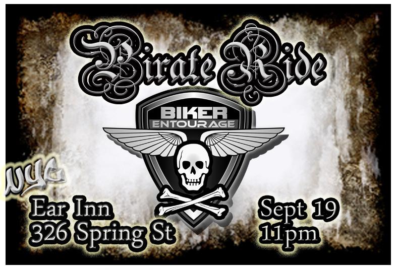 Pirate Ride 2015